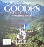 img - for Goode's World Atlas, Teacher's Edtion - Study Guide book / textbook / text book