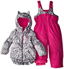 ZeroXposur Girl's Lexi Snowsuit Set