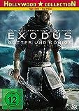 DVD Cover 'Exodus - Götter und Könige