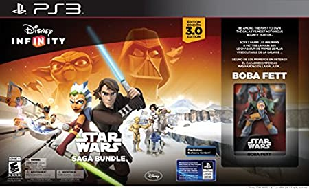 Disney Infinity 3.0 Edition: Star Wars Saga Bundle - PlayStation 3