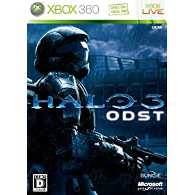 Halo 3(ヘイロー3): ODST(通常版) 特典 ジョンソン上級曹長のアンロックコード付き