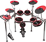 ddrum DD5X elektronische 6  DrumSet inkl. Dual Zone Tom Pad...