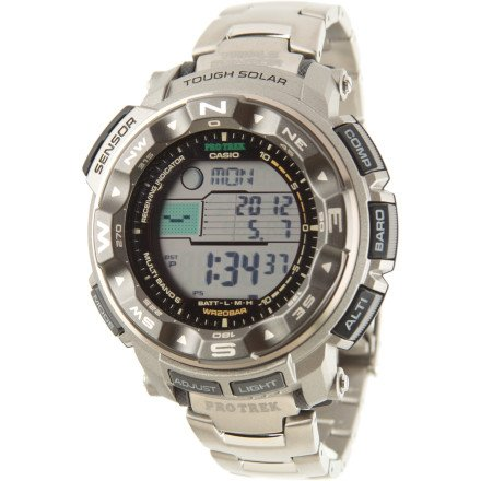 Cheap Casio Protrek PRW2500T-7 Triple Sensor Altimeter Watch