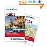 Kuba: MERIAN live! Mit Kartenatlas im Buch und Extra-Karte zum Herausnehmen