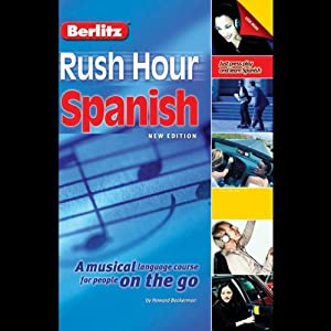 Rush Hour Spanish Hörbuch