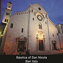 Basilica of San Nicola Bari Italy (ENG) Audiobook by Caterina Amato Narrated by Karolina Starin