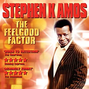 The Feelgood Factor: Live | [Stephen K Amos]