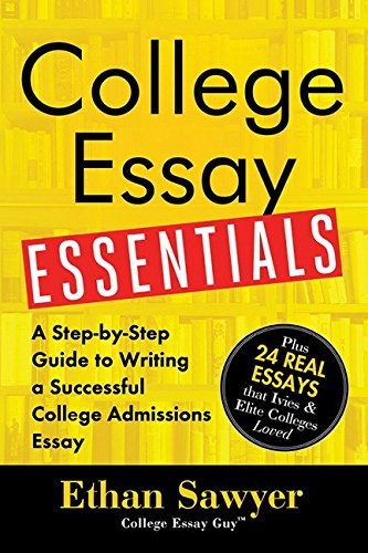 uniersity guide writing successful essays
