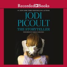 The Storyteller (       UNABRIDGED) by Jodi Picoult Narrated by Mozhan Marno, Jennifer Ikeda, Edoardo Ballerini, Suzanne Toren, Fred Berman