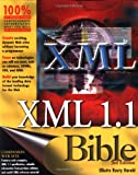XML 1.1 Bible (0764549863) by Harold, Elliotte Rusty