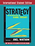 Strategy: An Introduction to Game The...