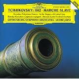 "Tchaikovsky: Overture ""1812""; Marche slave / Borodin: In the Steppes; Polovtsian Dances / Rimsky-Korsakov: Russian Easter; Capriccio"