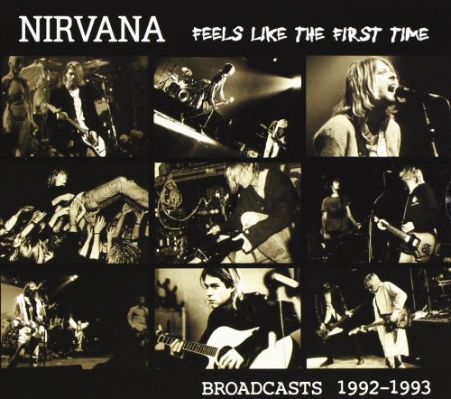 Feels Like the First Time: Broadcasts 1992-93