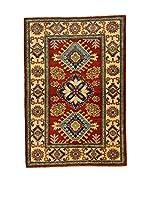 L'Eden del Tappeto Alfombra Uzebekistan Super Multicolor 81 x 120 cm
