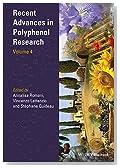 Recent Advances in Polyphenol Research, Volume 4
