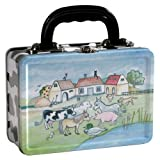 Farm Metal Lunch Box