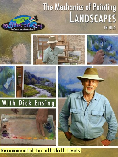 The Mechanics of Painting Landscapes in Oils