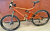 "Santa Cruz Superlight 26"" Full Suspension Mountain Bike Complete Bicycle"
