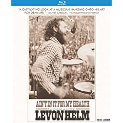 Ain't In It For My Health: A Film About Levon Helm [Blu-ray]