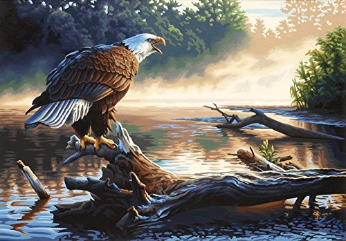 Eagle Hunter Paint By Number Kit 20