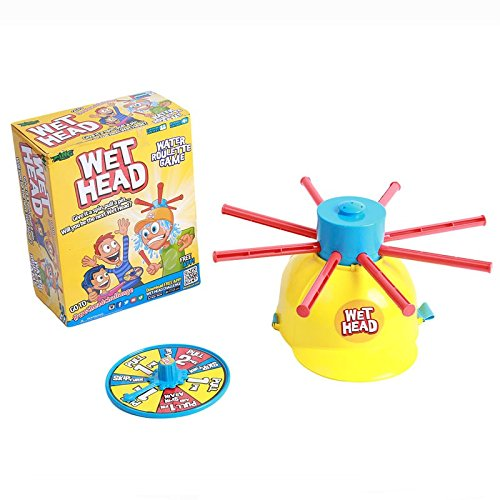 Wet Head Hat Water Game Challenge Wet Jokes And toy funny Roulette Game toys (Wet Head Hat compare prices)