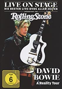 David Bowie - A Reality Tour/Live on Stage