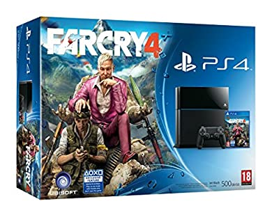 Sony PS4 Console with Far Cry 4 (PS4) by Sony