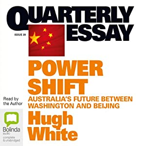 Quarterly Essay 39: Power Shift Audiobook