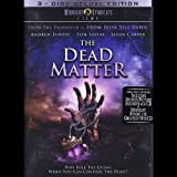 The Dead Matter: 3-Disc Deluxe Edition ~ Andrew Divoff