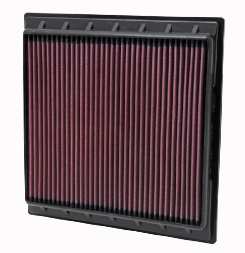 K&N 33-2444 High Performance Replacement Air Filter For 2010 Cadillac Srx 2.8/3.0L V6