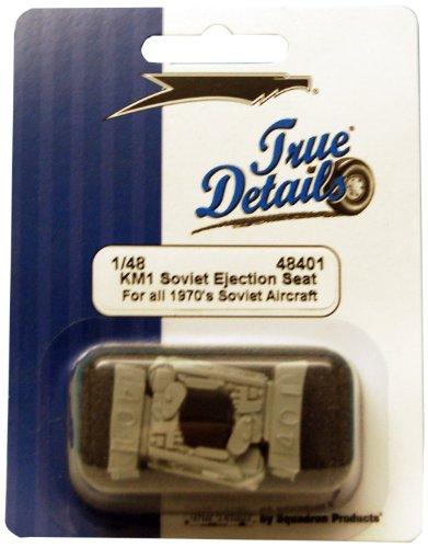 True Details TD48401 KM1 Soviet Ejection Seats - 1