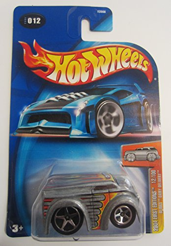Mattel Hot Wheels 2004 First Editions 1:64 Scale Blings Dairy Delivery Die Cast Car #012 - 1