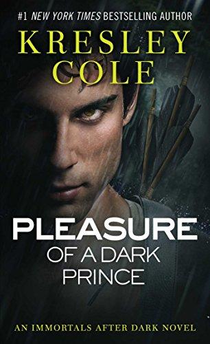Image of Pleasure of a Dark Prince (Immortals After Dark, Book 7)