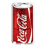 Coca-Cola Samsung Galaxy Note 2 Case Coca Cola Hard Back Cover Shell Protective Cases