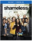 Shameless: Season 5 [Blu-ray] [Import]