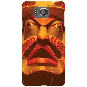 Samsung Galaxy Alpha G850 Back Cover Designer Hard Case Printed Cover