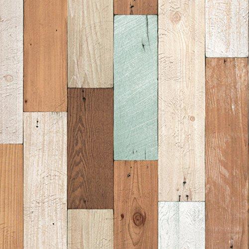 全43種 はがせる壁紙 超簡単シール式 50cm幅x1メートル単位 (DWP-07BB)