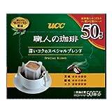 UCC 職人の珈琲 ドリップコーヒー 深いコクのスペシャルブレンド 50杯分