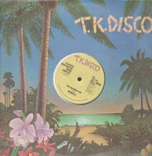 "Incredible Funk 12 Inch (12"" Vinyl Single) Us Tk Disco 1980"