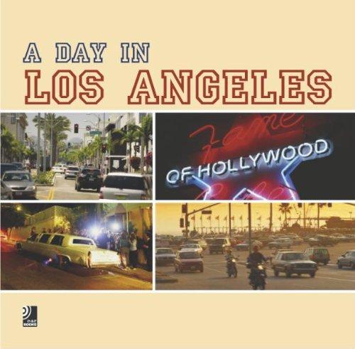 A DAY IN LOS ANGELES - FOTOBILDBAND INKL. 4 MUSIK-CDS (EARBOOK)