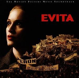 Evita Original Soundtrack Soundtrack by Warner Bros