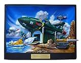 リアル・アートワークシリーズ 40th記念 小松崎茂ボックスアート「サンダーバード」立体ポスターアート