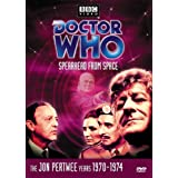Doctor Who: Spearhead from Space (Story 51) ~ Jon Pertwee