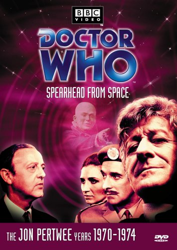 Doctor Who: The Spearhead from Space