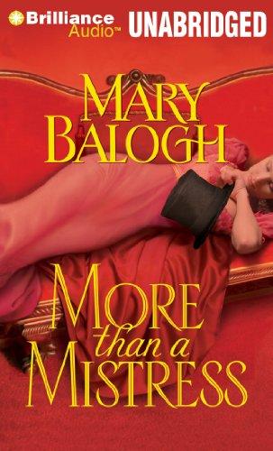 More Than a Mistress (Mistress Series)