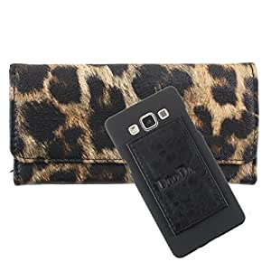 DooDa PU Leather Wallet Flip Case Cover With Card & ID Slots For Nokia Lumia 830