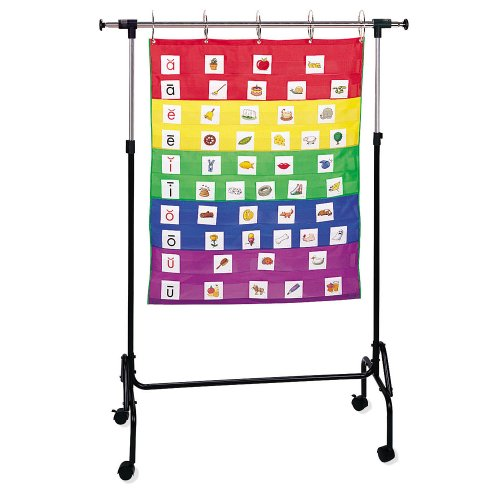 Learning Resources Chart Stand Adjustable (Adjustable Height Chart compare prices)
