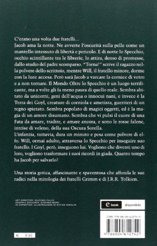 Libro reckless lo specchio dei mondi di cornelia funke - Specchio dei tempi offerte ...