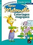 Coloriages magiques Grande Section...