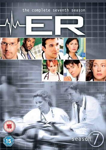 ER: The Complete Seventh Season [DVD]